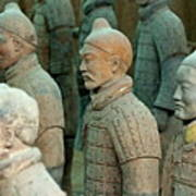 The Terracotta Army Poster