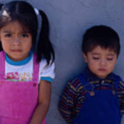 Cuidad Juarez Mexico Color From 1986-1995 Poster