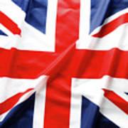 British Flag 6 Poster