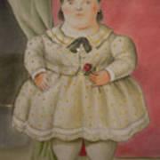 Bogota Museo Botero Poster