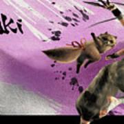 32943 Street Fighter Poster