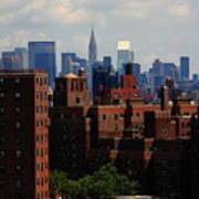 New York City Skyline 3 Poster
