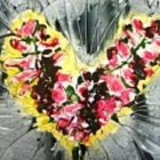 Divine Blooms Poster