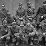 369th Infantry Regiment Poster