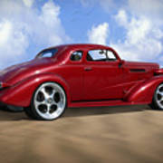 37 Chevy Coupe Poster