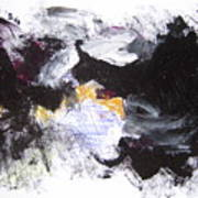 Abstract Expressionsim Art Poster