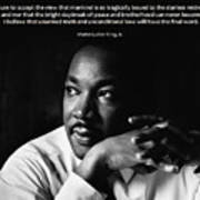 39- Martin Luther King Jr. Poster by Joseph Keane
