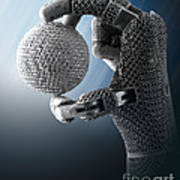 3d Printing Additive Robotic Hand Poster