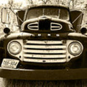 1949 Ford Truck Poster