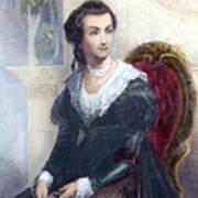 Abigail Adams (1744-1818) Poster