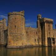 Bodium Castle Sussex Poster