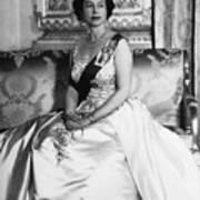 British Royalty. Queen Elizabeth II Poster