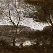 Camille Corot Poster