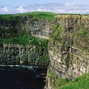 Cliffs Of Moher, Co Clare, Ireland Poster