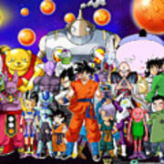 Dragon Ball Super Poster