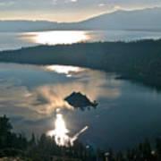 Emerald Bay Lake Tahoe Poster