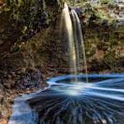 Falling Creek Falls Poster