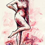 Figure Study Poster