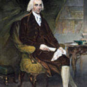 James Madison (1751-1836) Poster