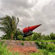 Military Weapons, Ballistic, Anti-aircraft, Medium-range Missile 5 Poster