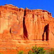 Moab Landscape Poster