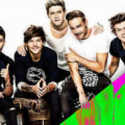 One Direction Collection Poster
