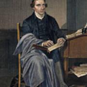 Patrick Henry (1736-1799) Poster by Granger