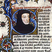 Petrarch (1304-1374) Poster