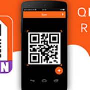 Qr Code Reader Poster
