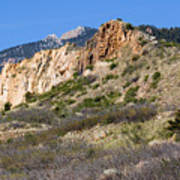 Red Rock Canyon Open Space Park Poster