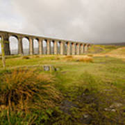 Ribblehead Viaduct Poster