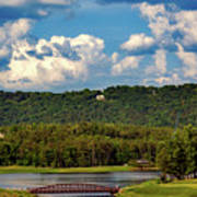 Ross Bridge Golf Course - Hoover Alabama Poster