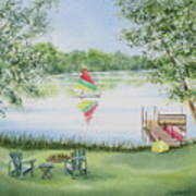 4 Seasons-summer Poster