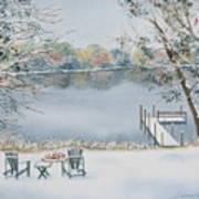 4 Seasons-winter Poster