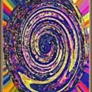 Software Computer Abstract Arts  Poster