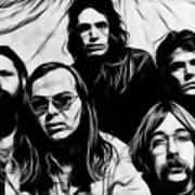 Steely Dan Collection Poster