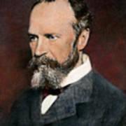 William James, 1842-1910 Poster