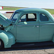 40 Ford Deluxe Poster