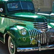 41 Chevy Truck Poster