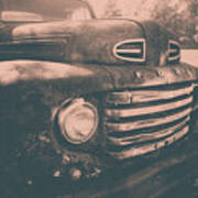 '49 Ford Pickup Poster