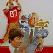 49rs Media Guide Cover 1982 Poster