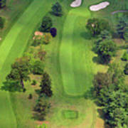4th Hole Sunnybrook Golf Club 398 Stenton Avenue Plymouth Meeting Pa 19462 1243 Poster