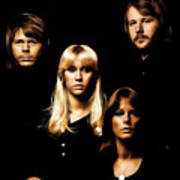 Abba Collection Poster