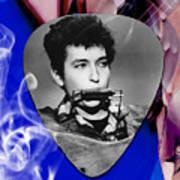 Bob Dylan Art Poster