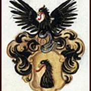 Coat Of Arms. Poster