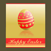 Easter. Poster