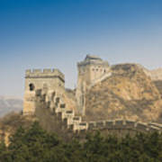 Great Wall Of China - Jinshanling Poster