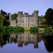 Johnstown Castle, Co Wexford, Ireland Poster