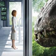 Jurassic World 2015  Poster
