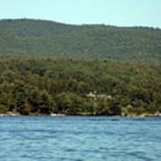 Lake George New York Poster